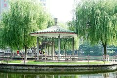 Nanchang China Garden Royalty Free Stock Photos