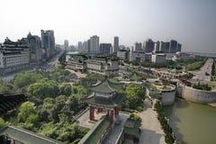 Nanchang, China, poetisch Lizenzfreie Stockbilder