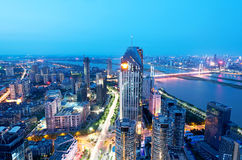 Nanchang city building Stock Photos