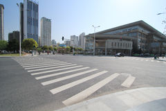 Nanchang city street view Stock Images