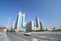 Nanchang city street view Stock Photo