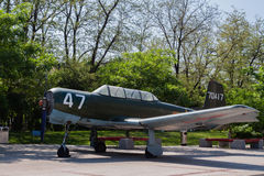 Nanchang CJ-6 Stock Photography