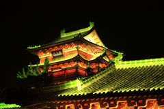 Nanchang tengwang pavilion , jiangxi, China. Royalty Free Stock Photography