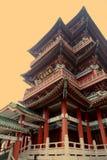 Nanchang tengwang pavilion , jiangxi, China. Stock Photos