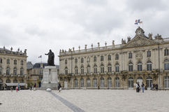 Nancy France Stock Photography