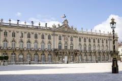 Nancy (France) - Stanislas Square Stock Photos