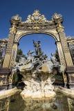 Nancy (France) - Stanislas Square Stock Photography
