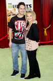 Nancy Grace and Tristan MacManus Royalty Free Stock Photography