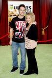 Nancy Grace and Tristan MacManus Stock Image