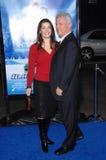 Nancy Kerrigan,Stuart Cornfeld Stock Photo