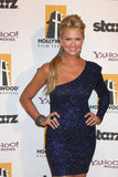 Nancy O'Dell Immagini Stock