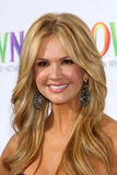 Nancy o'Dell Image stock