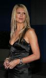 Nancy O'Dell stock foto