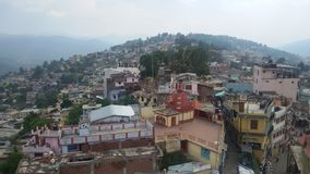 Nanda Devi. Area Royalty Free Stock Photo