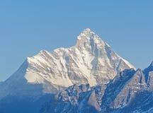Nanda Devi Peak Stock Afbeelding