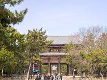 Nandai Mon gate Royalty Free Stock Photo