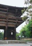 Nandaimon Gate, Nara Royalty Free Stock Image