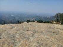 Nandhi wzgórzy wzgórza staci ind Fotografia Stock