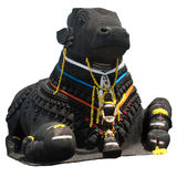 Nandi Bull stockbild