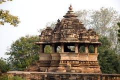 Nandi Mantapa σε Khajuraho Στοκ φωτογραφίες με δικαίωμα ελεύθερης χρήσης