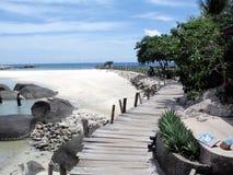 Nang Juan wyspa, Tajlandia Zdjęcie Stock