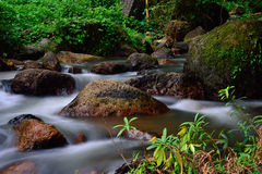Nang rong waterfall, Thailand Stock Images