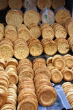Nang, traditioneel brood van xinjiang, China Royalty-vrije Stock Foto