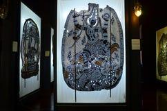Nang Yai o figura grande del juego de sombra de las marionetas Imagen de archivo libre de regalías