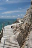 Nang Yuan Insel in Thailand Stockbilder