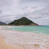 Nang Yuan island Royalty Free Stock Photos