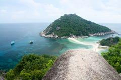 Nang Yuan island Royalty Free Stock Photo