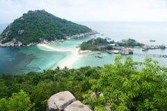 Nang Yuan island Royalty Free Stock Photography