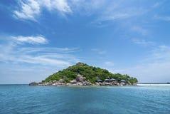 Nang Yuan Island in Thailand Stock Image
