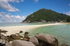 Nang-yuans eiland Royalty-vrije Stock Fotografie