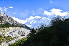 Nanga Parbat – The Killer Mountain royalty free stock images