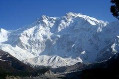 Nanga Parbat royalty-vrije stock foto's