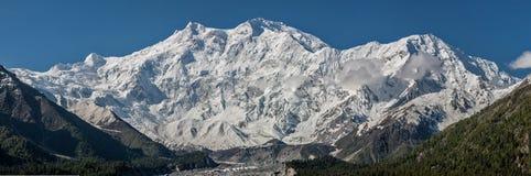 Nanga Parbat Foto de archivo libre de regalías