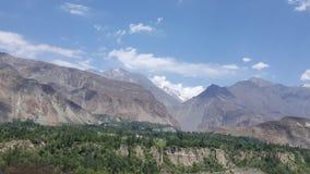 Nanga Parbat Photographie stock libre de droits