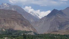 Nanga Parbat Photos libres de droits