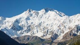 Nanga Parbat, Himalaja, Pakistan stockbild