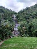 Nanga Waterfall Royalty Free Stock Photos