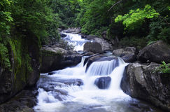 Nangrong vattenfall Royaltyfri Bild