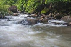 Nangrong-Wasserfall Lizenzfreie Stockfotografie