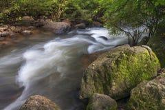 Nangrong-Wasserfall Stockbild