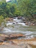 Nangrong waterfall Stock Photography