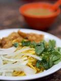 Nangyi thoke/Nan-gyi thohk Royalty-vrije Stock Fotografie