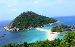 Nangyuan海岛,泰国 库存图片