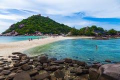 Nangyuan海岛 免版税库存照片