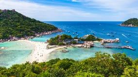Nangyuan海岛 免版税库存图片