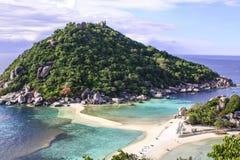Nangyuan海岛 免版税图库摄影